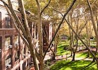 Engineering Quad. Redesign - Pratt Institute