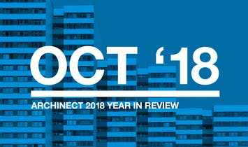 Brutalist Retreats and Gaudi Lawsuits: October 2018 in Review