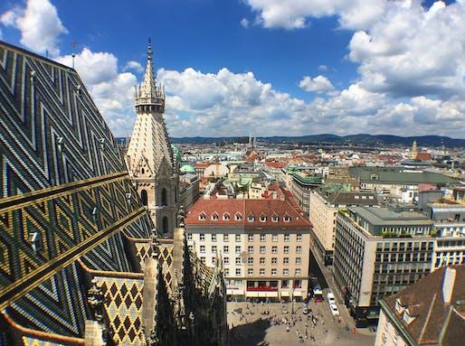 Vienna. Photo: claraAlocato/Pixabay