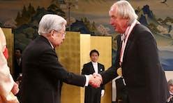 Steven Holl receives Praemium Imperiale International Arts medal for architecture
