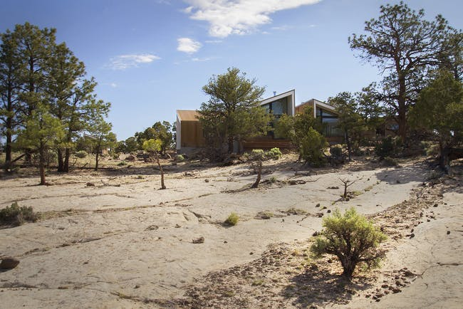 Residence in Capitol Reef, UT by Imbue Design