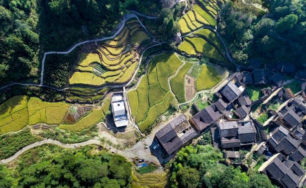 Aerial view ©ZHUO Yuxing