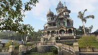 Hong Kong Disneyland - Mystic Manor