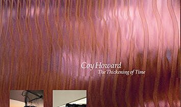 Coy Howard book, The Thickening of Time, reviewed by Craig Hodgetts