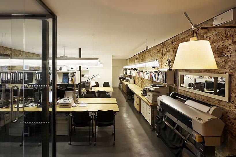 office zotov co zotov co archinect. Black Bedroom Furniture Sets. Home Design Ideas