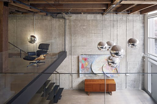 Oriental Warehouse Loft in San Francisco, CA by EDMONDS + LEE ARCHITECTS