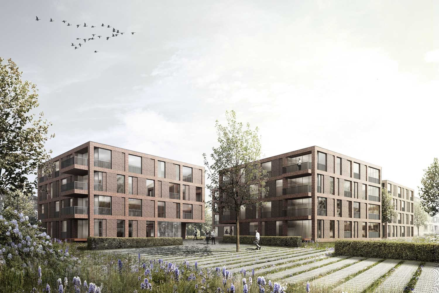 SMAQ wins Competition for Housing Development in Hannover, Germany | SMAQ - architecture ...