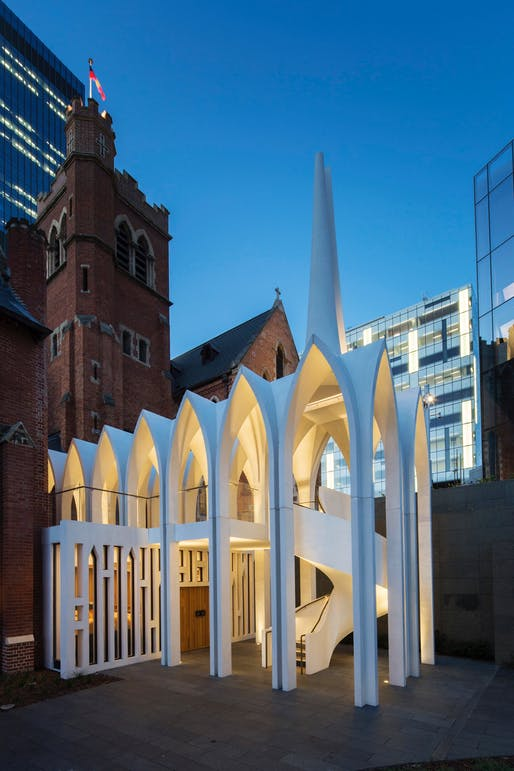 Cadogan Song School by Palassis Architects. Photo: Andrew Pritchard.