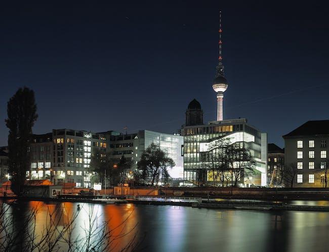 Netherlands Embassy, 1997-2003, Berlin (Germany)© NEB/Christian Richters