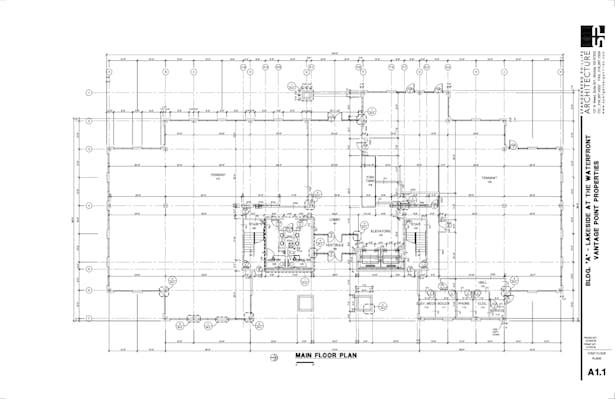 Vantage Ground Floorplan