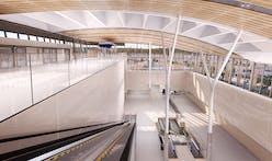 WW+P designs landmark air-rail link stations for Perth
