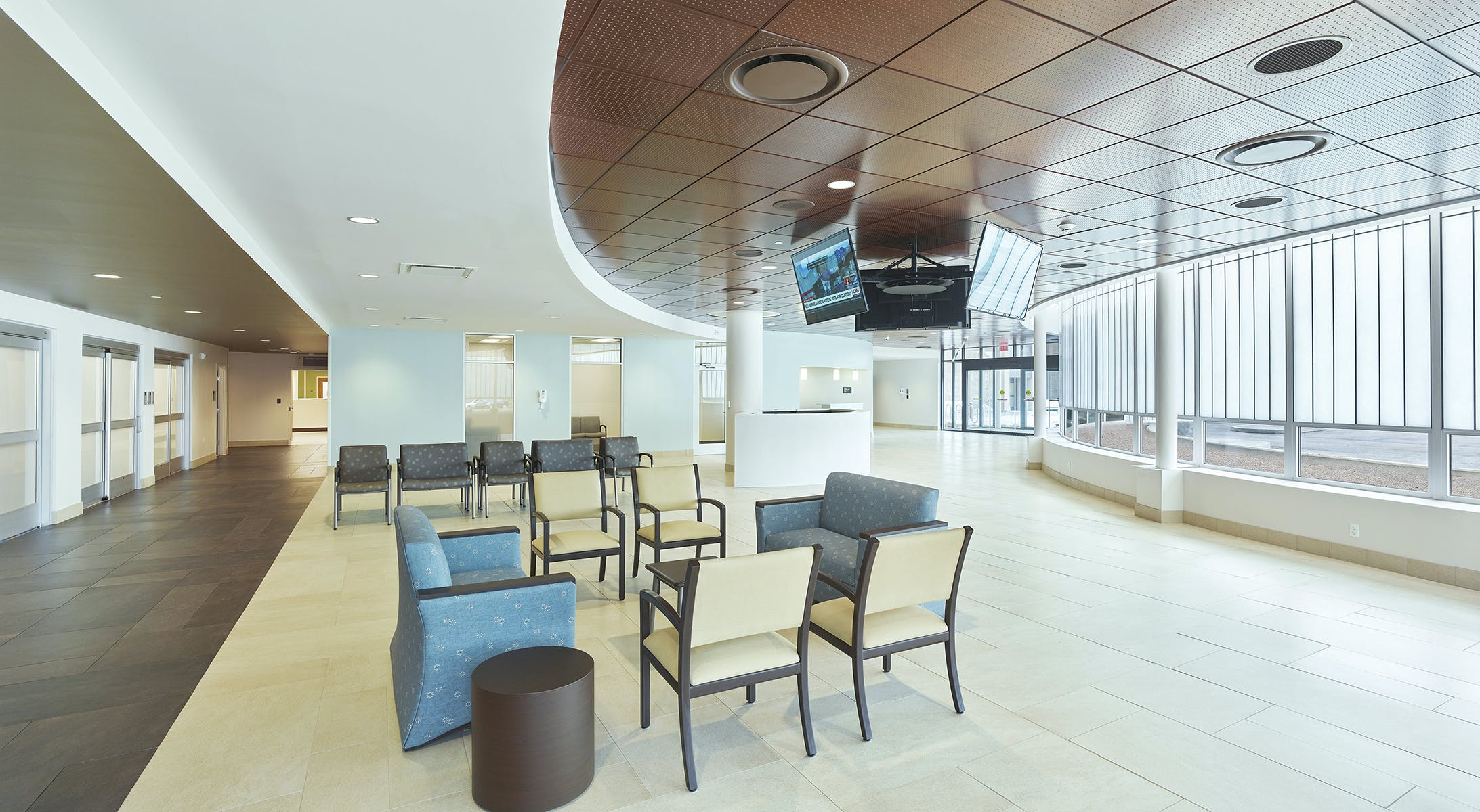 Methodist South Emergency Department | brg3s Architects | Archinect