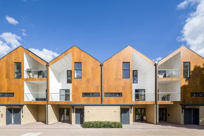 Woodview Mews in London, UK by Geraghty Taylor Architects