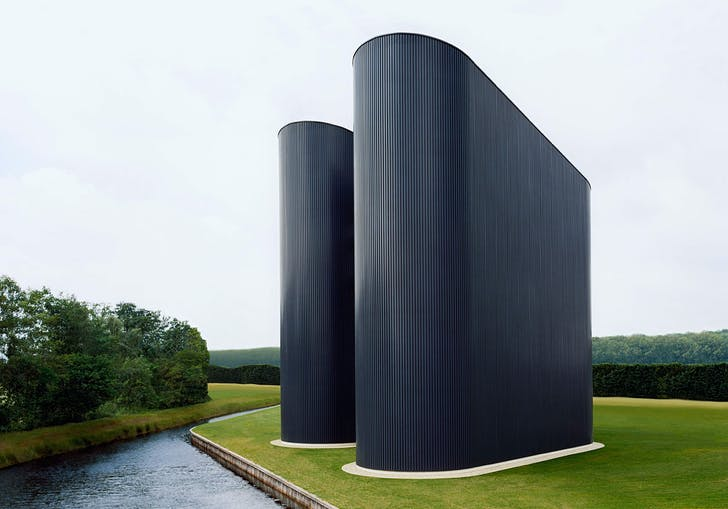 'formen': Form #10, 2004, C-Print, 120 x 170 cm © Josef Schulz