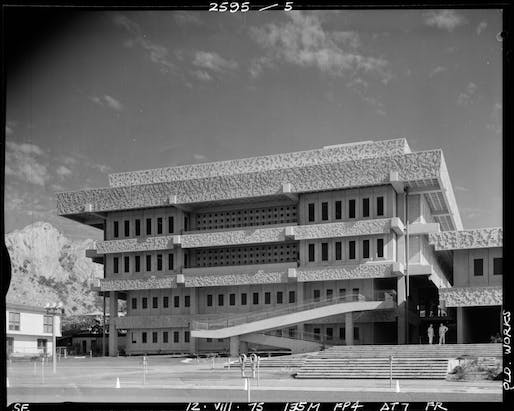 Townsville Courts of Law - Edmund Sheppard Building (Townsville) by Hall, Phillips & Wilson Architects Pty Ltd. Photo: Richard Stringer.