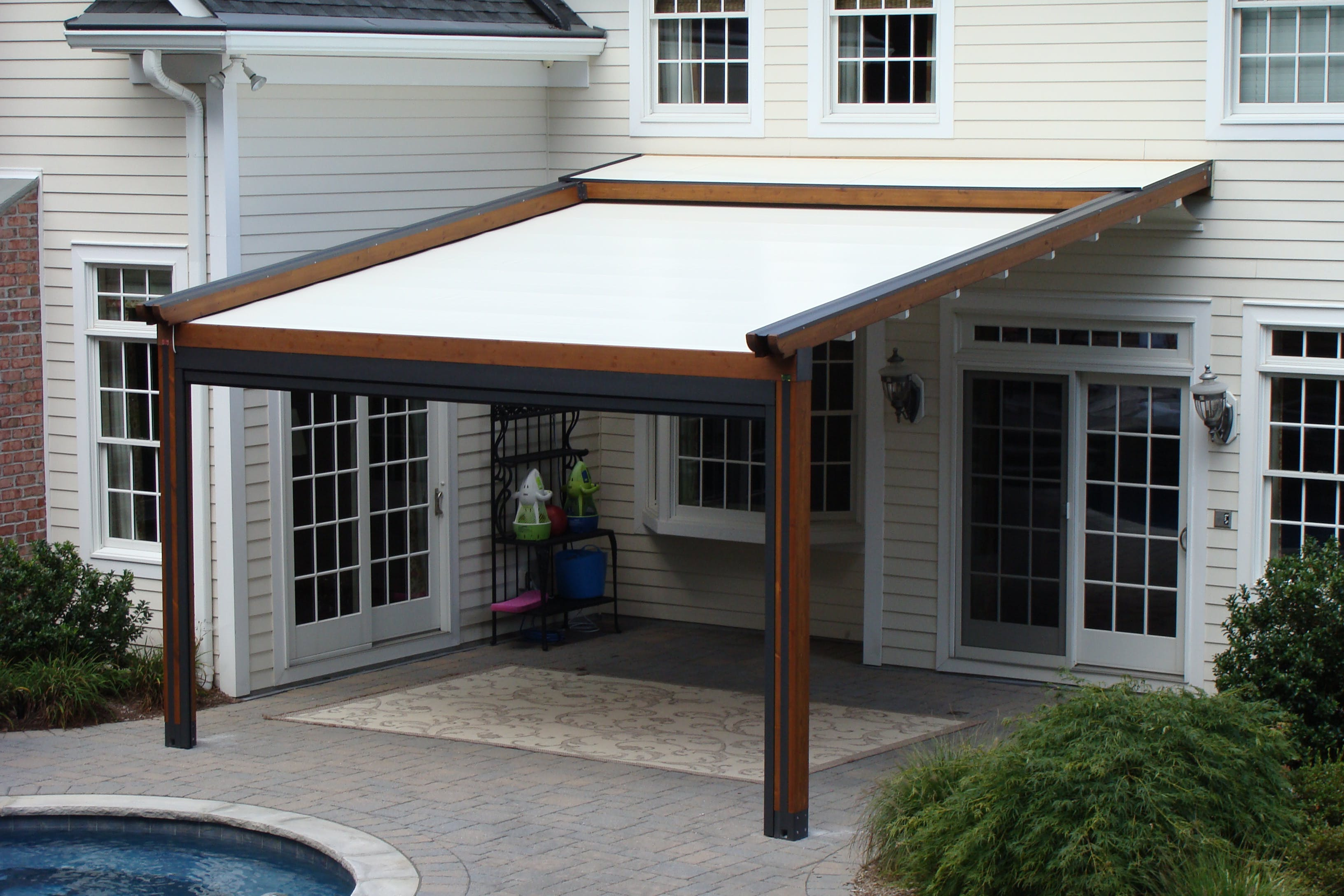 retractable home awning xxl dreamstime energy door window deck manufactured nj awnings pleasing saving aesthetically porch