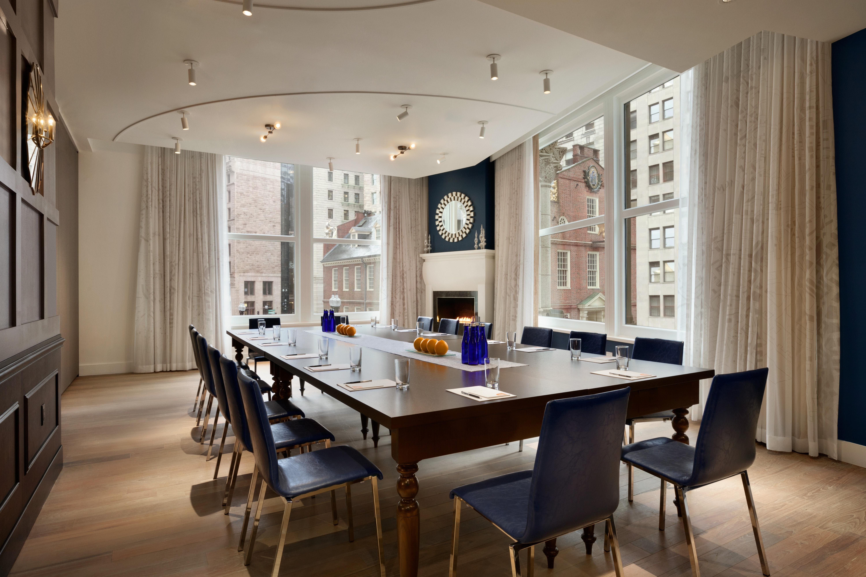 Location: Boston, MA, US Firm Role: Architect Of Record, Interior Designer  Additional Credits: VRX Studios Photography