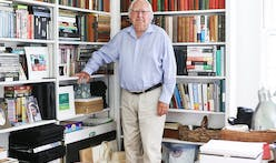 The NYT takes a tour of Richard Meier's summer house in the Hamptons