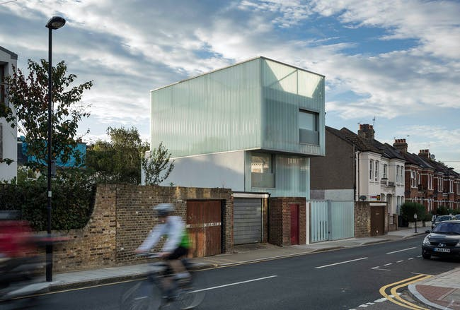 London: Slip House by Carl Turner (Photo: Tim Crocker)