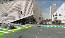 LA's Grand Ave to get a color makeover