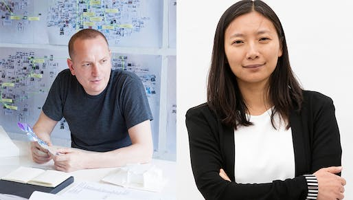Florian Idenburg and Jing Liu (SO - IL)