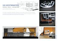 335 WESTMINSTER DESIGN / BUILD – INCUBATOR