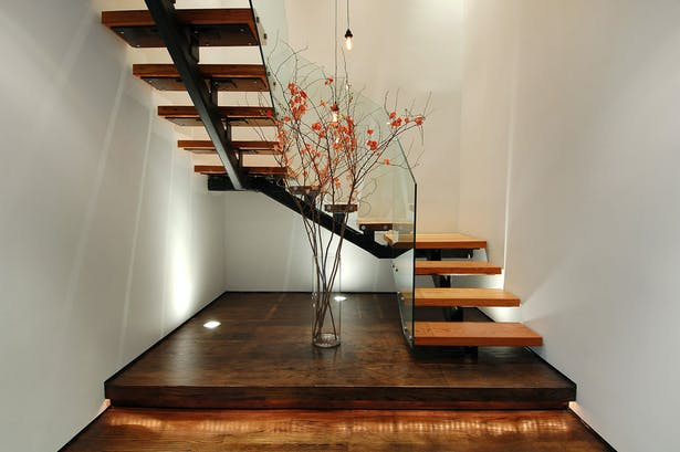soho duplex loft raad studio archinect. Black Bedroom Furniture Sets. Home Design Ideas