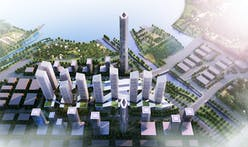 gmp to design new urban development in Shenzhen, China