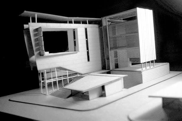 Design III - Houston Street Dance Studio