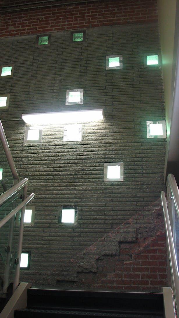 GSHCC Headquarters; Stairway