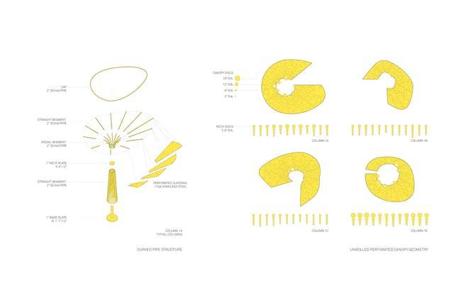 Assembly Diagram. Image courtesy of Brooks + Scarpa.