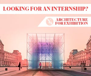 Looking for an internship? BIG, CHIPPERFIELD, LIBESKIND: discover internships and lectures of 'Architecture for Exhibition' - 2020 edition