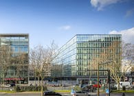 Avenue Leclerc office building - AZC - Boulogne, France