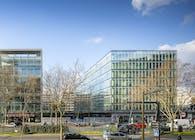 Avenue Leclerc office building - AZC - Boulogne, France