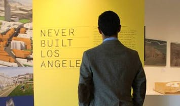 "What's Next?: A Panel Discussion for A+D Museum's ""Never Built: Los Angeles"""