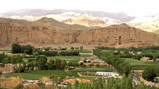 UNESCO Announces the Bamiyan Cultural Centre Design Competition.