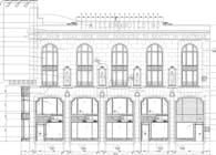 I. Miller Building Facade Restoration