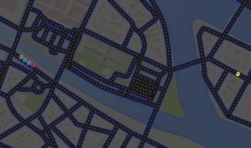 For a limited time only, you can play PAC-MAN on Google Maps