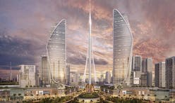 New images of world's next tallest tower, Calatrava-designed Dubai Creek Tower
