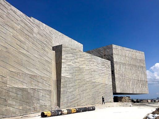 Rojkind Arquitectos' Foro Boca in Mexico. Image: Rojkind Arquitectos.