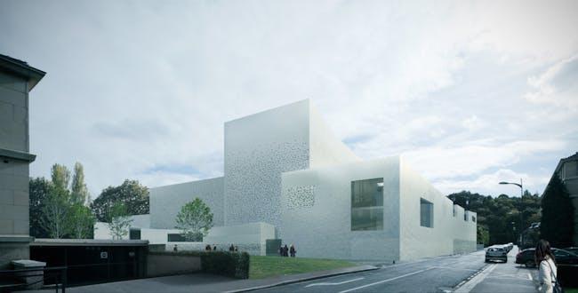 Moreau Kusunoki Beauvais Theatre, © Artefactorylab / MKA