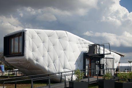 CHIP Solar Powered House, Solar Decathlon 2011