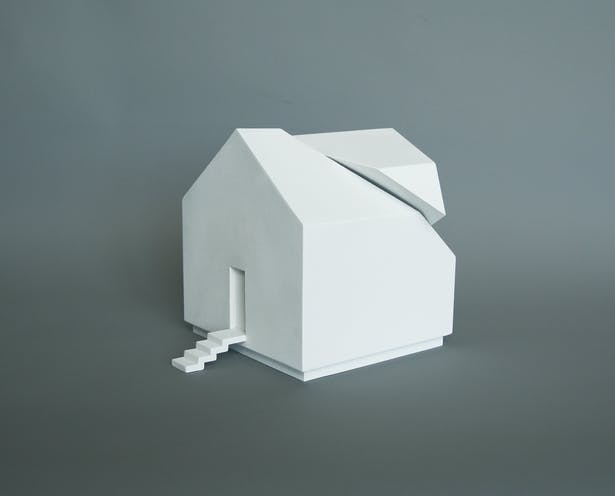 House With One Rotating Piece