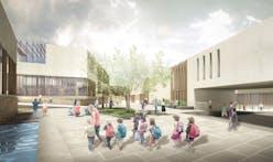 Crete Innovative Bioclimatic European School Complex - 3rd Place Entry by ATELIER3AM
