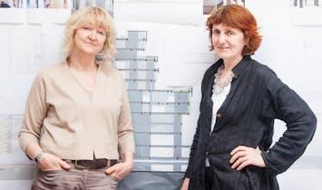 Yvonne Farrell + Shelley McNamara named 2017 Thomas Jefferson Foundation architecture medalists