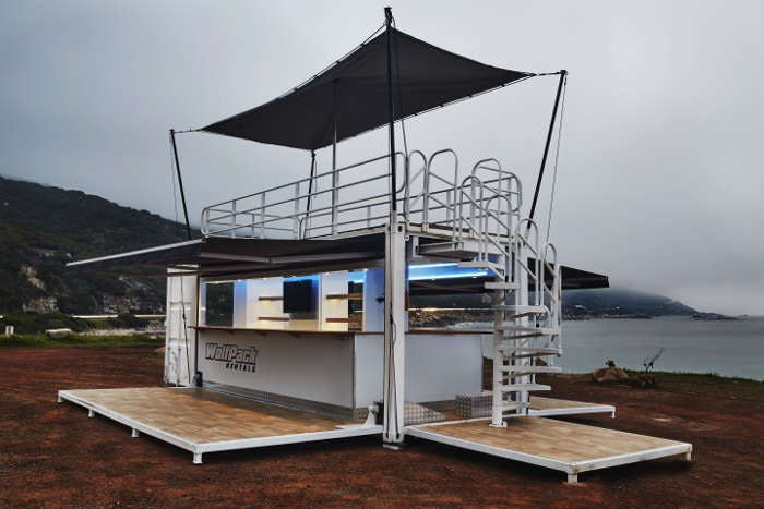 Mobile Bars | Wolfpack Rentals | Archinect