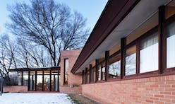 A 1960 Frank Lloyd Wright home near Minneapolis is now for sale