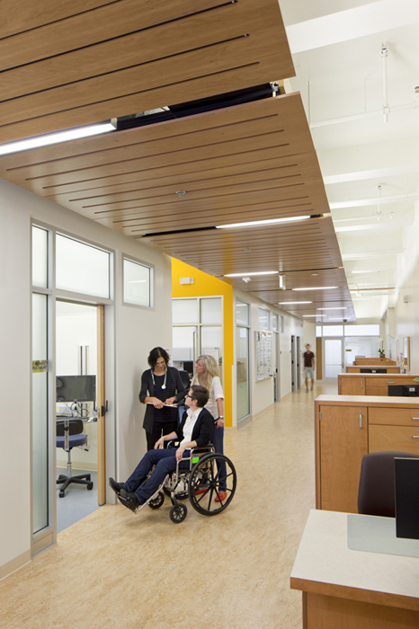 Tom Waddell Urban Health Clinic | Gelfand Partners Architects ...