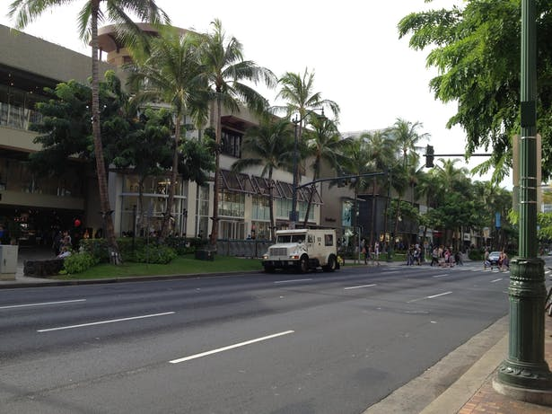Royal Hawaiian Shopping Center