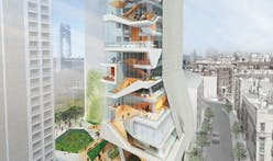 DS+R's Design for Columbia's Medical and Graduate Education Building Unveiled
